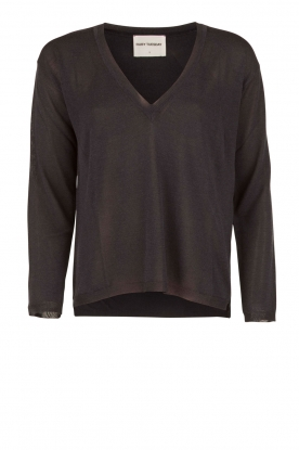 Ruby Tuesday | Top Unan | donkerblauw