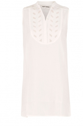 Ruby Tuesday |  Tunic top Zami | white