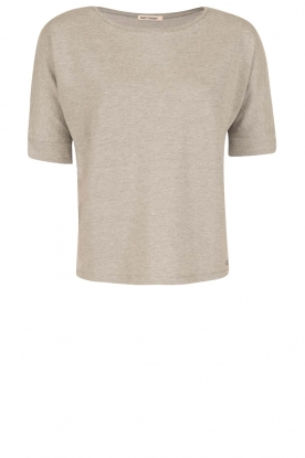 Ruby Tuesday |  T-shirt Calvi | grey