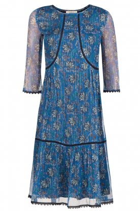 ba&sh |  Silk dress Ora | blue