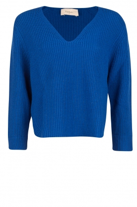 ba&sh |  Sweater Fariss | cobalt blue