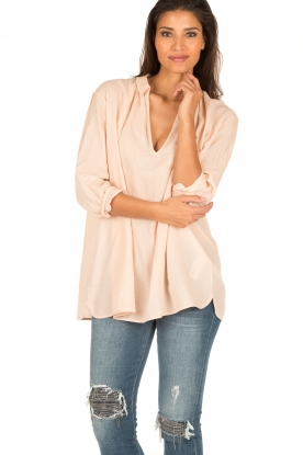 ba&sh | Blouse Thais | nude