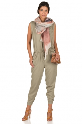 MASONS | Jumpsuit Berlino | khaki