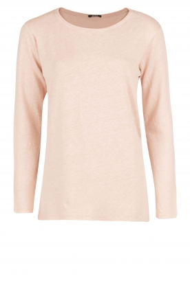 Denham |  Linen top Sail | old pink