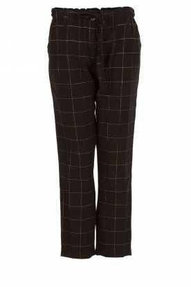 Leon & Harper |  Pants Pio | Black