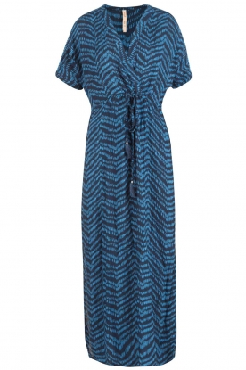 BEACHGOLD | Dress Riviera | blauw