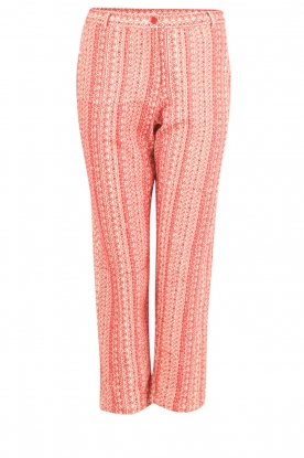 Mes Demoiselles |  trousers Guilbert | red