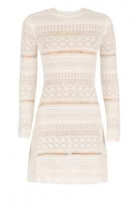 NIKKIE |  Lace dress Jyll | white