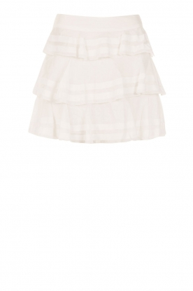 NIKKIE |  Skirt Rae | white