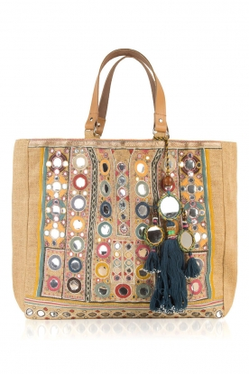 Star Mela | Jute shopper Pinki | naturel