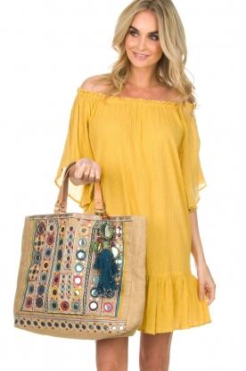 Star Mela | Jute shopper Pinki | naturel
