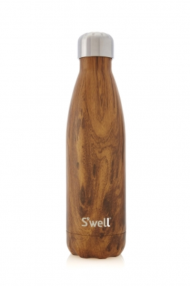 S'well Bottle | Thermosfles warm/koud Teakwood 500 ml | bruin