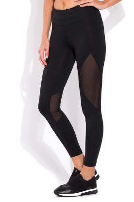 Varley | Sportlegging Walnut | zwart