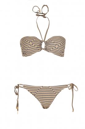Mitos | Hand gehaakte bikini Artemis | print