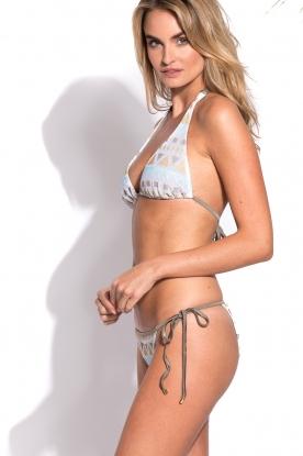 Mitos   Hand gehaakte bikini Cyclades   print