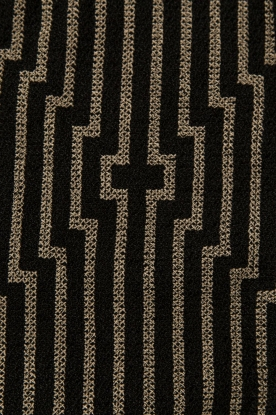 Mitos |  Hand-crocheted bikini Artie | print