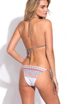 Mitos | Hand gehaakte bikini Ariadne | print