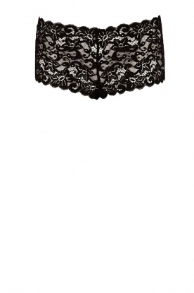 Hanro | Lace hipster Moments | black