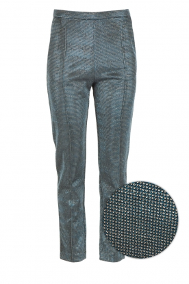 By Malene Birger |  Trousers Ivanni | blue