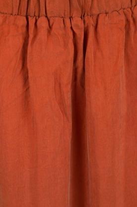 American Vintage | Maxirok Nowichurch | rood