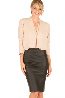 By Malene Birger | Blouse Lipty | nude