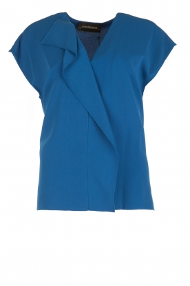 By Malene Birger |  Blouse Tobiso | blue