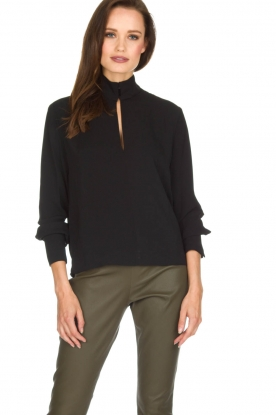 By Malene Birger | Blouse Alimara | zwart