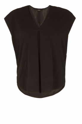 By Malene Birger |  Top Siwicca | black