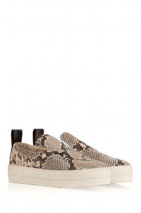 By Malene Birger | Leren sneakers Wandes | multi