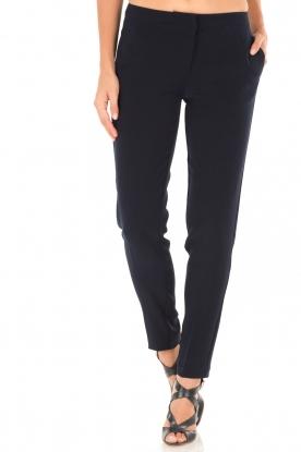 American Vintage | Pantalon Zicstreet | blauw