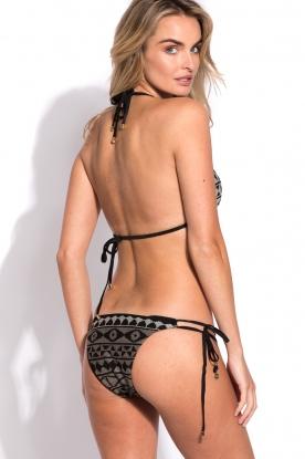 Mitos | Hand gehaakte bikini Chia | print
