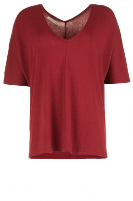BLAUMAX | Top Finez | rood