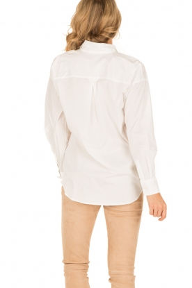 BLAUMAX | Blouse Sharon | wit