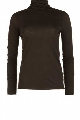 BLAUMAX |  Turtleneck Jule | black