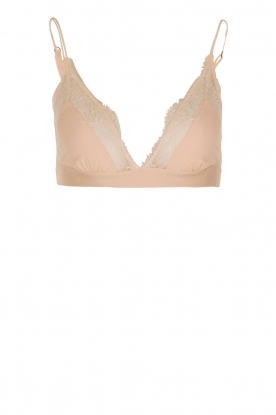 Love Stories |  Bralette Love Lace | ligth pink