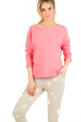 Juvia | Trui Bubble | roze