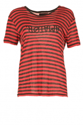 Amatør |  T-shirt Shaker | red/black