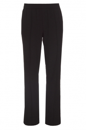 Amatør | Pantalon Black Spike | zwart