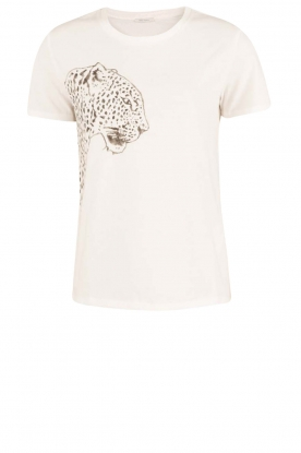 IKKS | T-shirt Jungle | wit