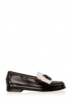 G.H. Bass & Co. |  Leather loafers Weejun Esther | black