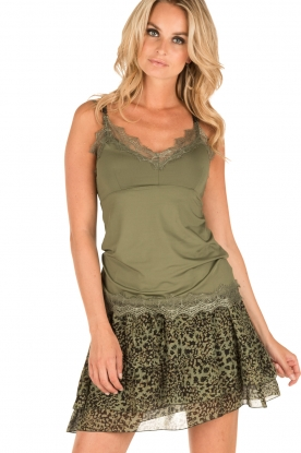 Set | Top Chenna | groen