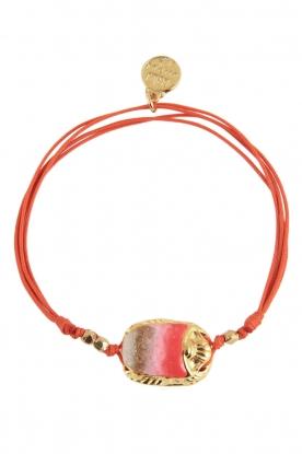 Gas Bijoux | Armband Scaramouche | goud