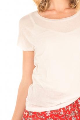 IRO | T-shirt Trollada | ecru
