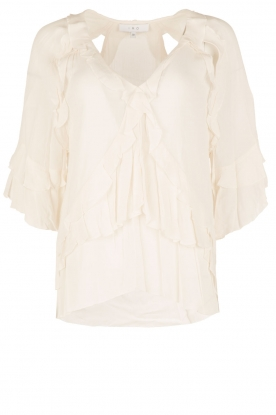 IRO |  Blouse Abby | white