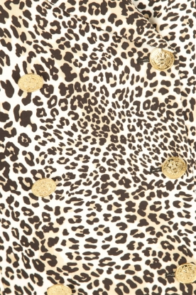 ELISABETTA FRANCHI | Blazerjurk Safari | panterprint