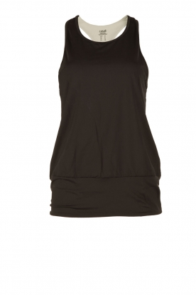 Casall |  Sports top Selca | black