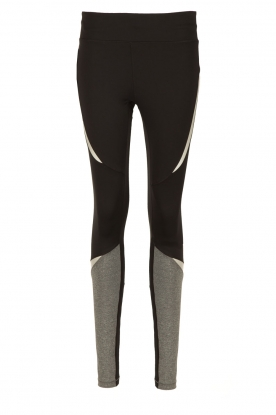 Casall |  Sports leggings Mase | black