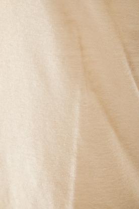BLAUMAX | Linnen tanktop Madrid | zand beige