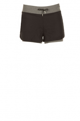Casall |  Sports shorts Grey | grey