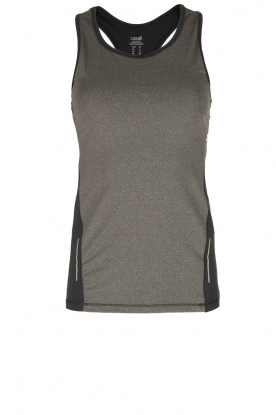 Casall |  Sports top Run | grey